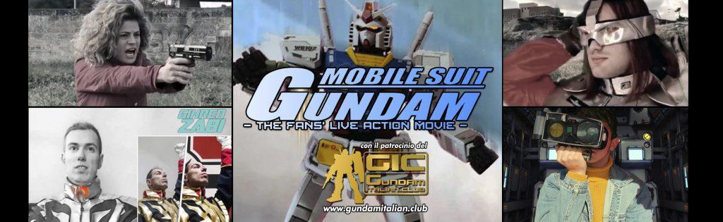 Gundam fans live action movie