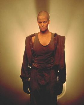 Sigourney Weaver da Alien 3